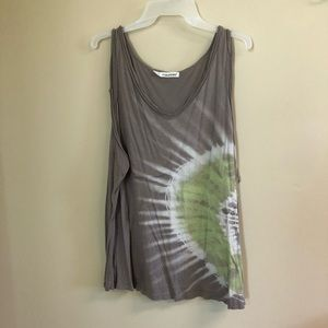 Maurice loose fit tank